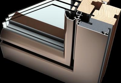 ambiente Holz/Aluminium HF 210