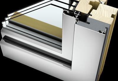 home soft Holz/Aluminium HF 210