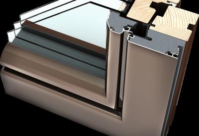 ambiente Holz/Aluminium HF 310