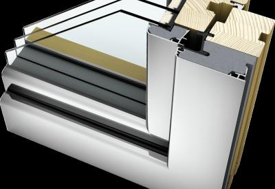 home soft Holz/Aluminium HF 310