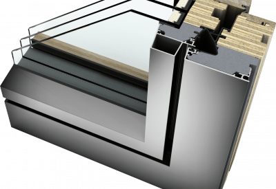 studio Holz/Aluminium HF 410