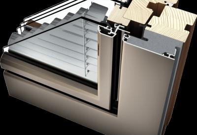 ambiente Holz/Aluminium HV 350
